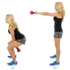 two-arm swings