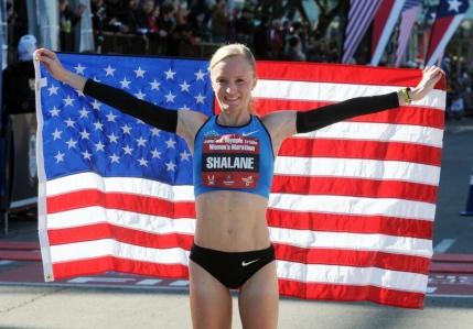 ©2012 Bob Straus. - ALL RIGHTS RESERVED U.S. Olympic Team Trials - Marathon Houston, Texas - 14 January 2012